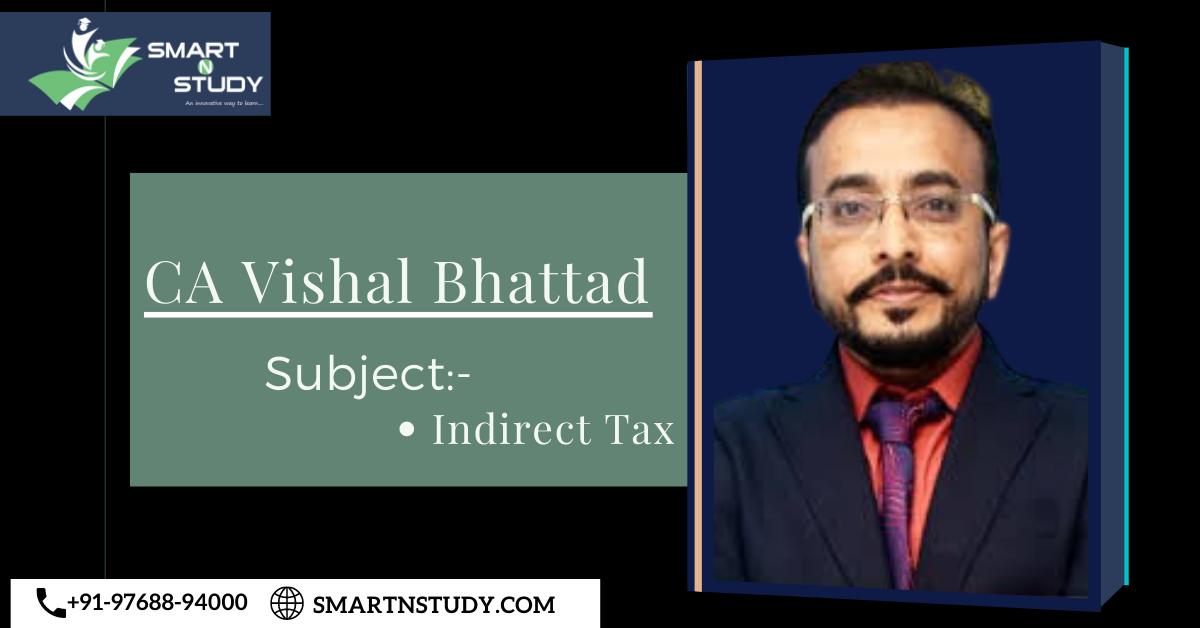 CA Vishal Bhattad